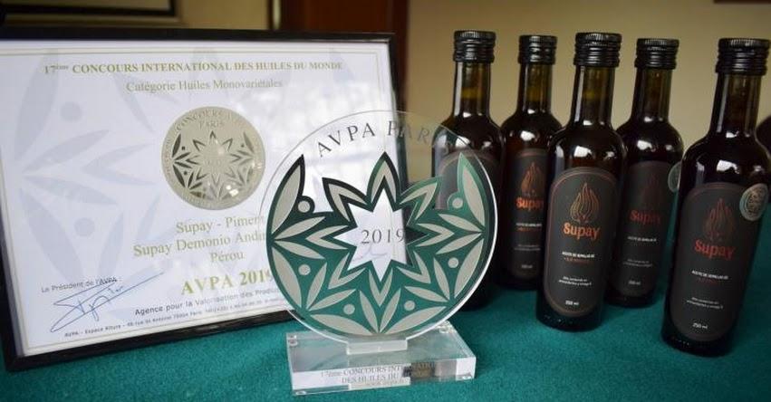 UNALM: Universidad Agraria crea «Supay», el primer aceite extraído de ajíes peruanos