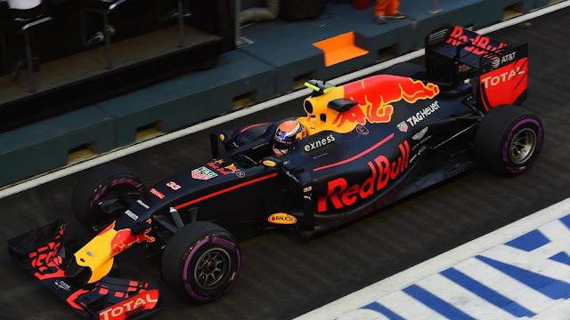 Hasil Latihan Bebas 1 GP F1 Marina Bay, Singapura : Red Bull Terdepan