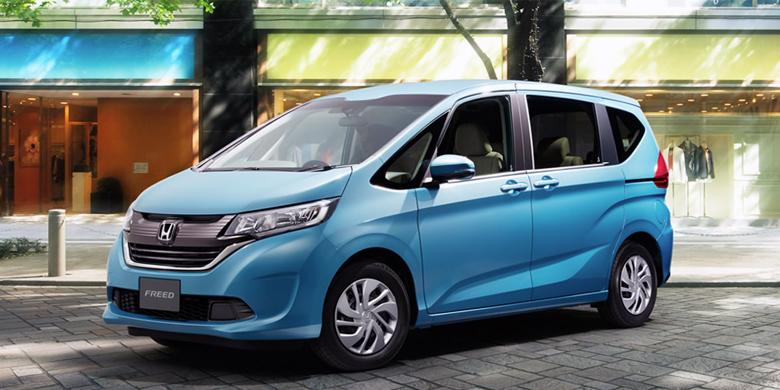 Harga Mobil Honda Freed Baru 2018 Daftar Harga Honda 2017