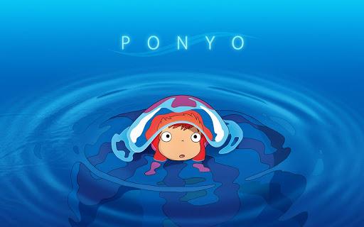 Ponyo (Gake no Ue no Ponyo) Hindi Dubbed