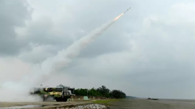 DRDO successfully flight-tests surface-to-air missile Akash New Generation-NG | Daily Current Affairs Dose
