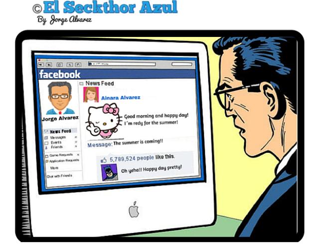 Analfabetismo digital y las redes sociales
