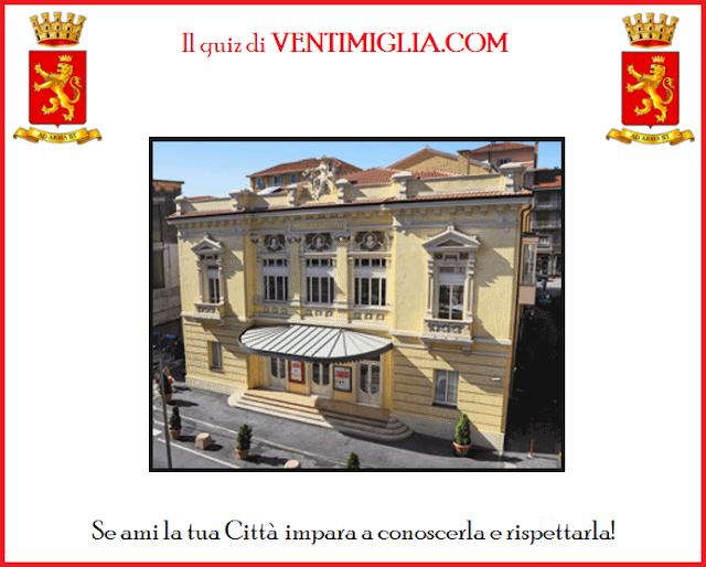 Teatro Comunale Ventimiglia