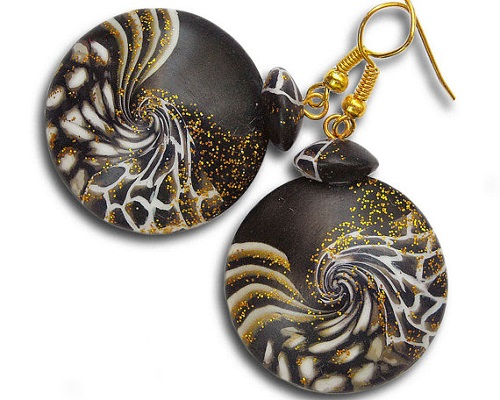 Fragrance polymer clay jewelry by lixori the beading gems journal maksim also shares what he is up to on his facebook he is also on etsy aloadofball Image collections