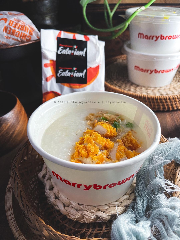 Bubur ayam MB bowl
