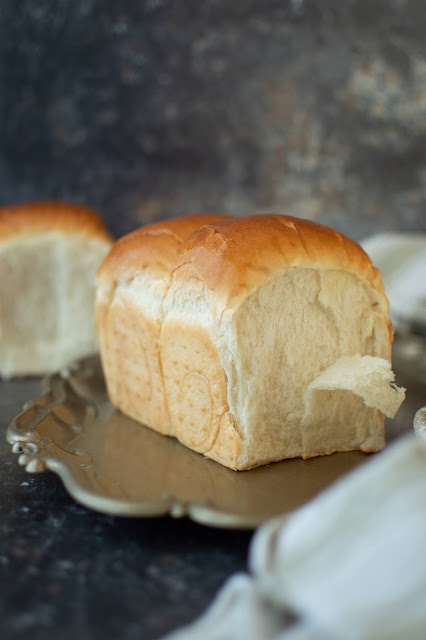 ricetta del pane soffice giapponese