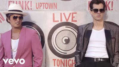 Mark Ronson & Bruno Mars - Uptown Funk lyrics
