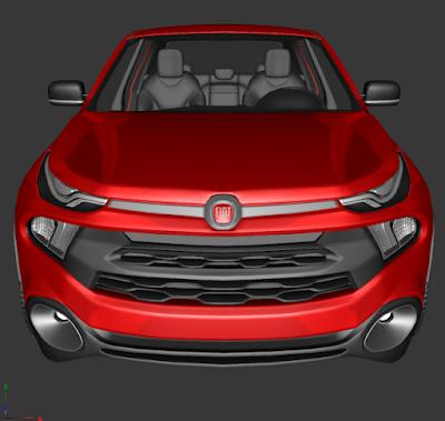 GTA SA - FIAT TORO 2017