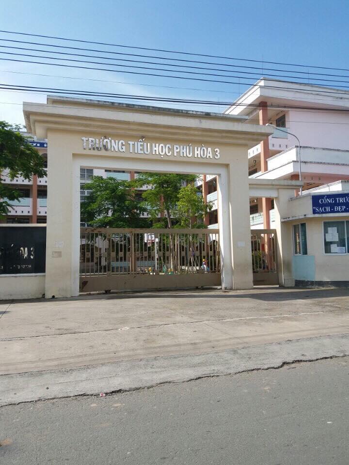 Bán đất Phường Phú Hòa TP Thủ Dầu Một Bình Dương