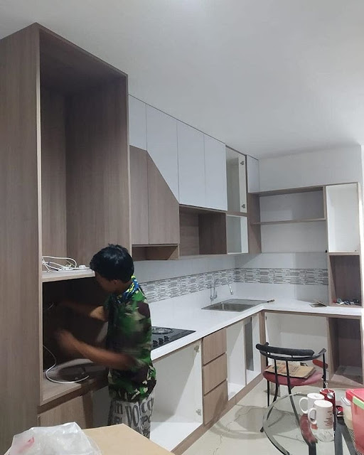 Jasa Kitchenset Dapur Gresik