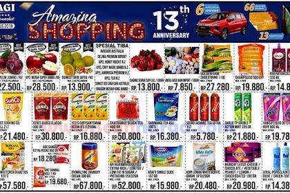 Katalog Promo Brastagi Supermarket 14 - 18 Agustus 2019