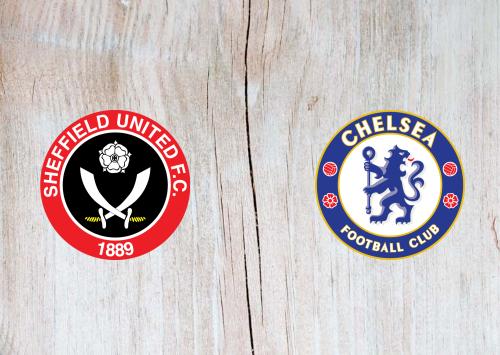 Sheffield United vs Chelsea -Highlights 11 July 2020
