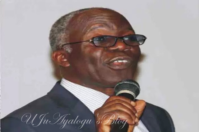 No APC-Controlled State Is Fighting Corruption ― Falana