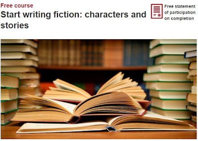 Start writing fiction: characters and stories Course For Free By OpenLearn