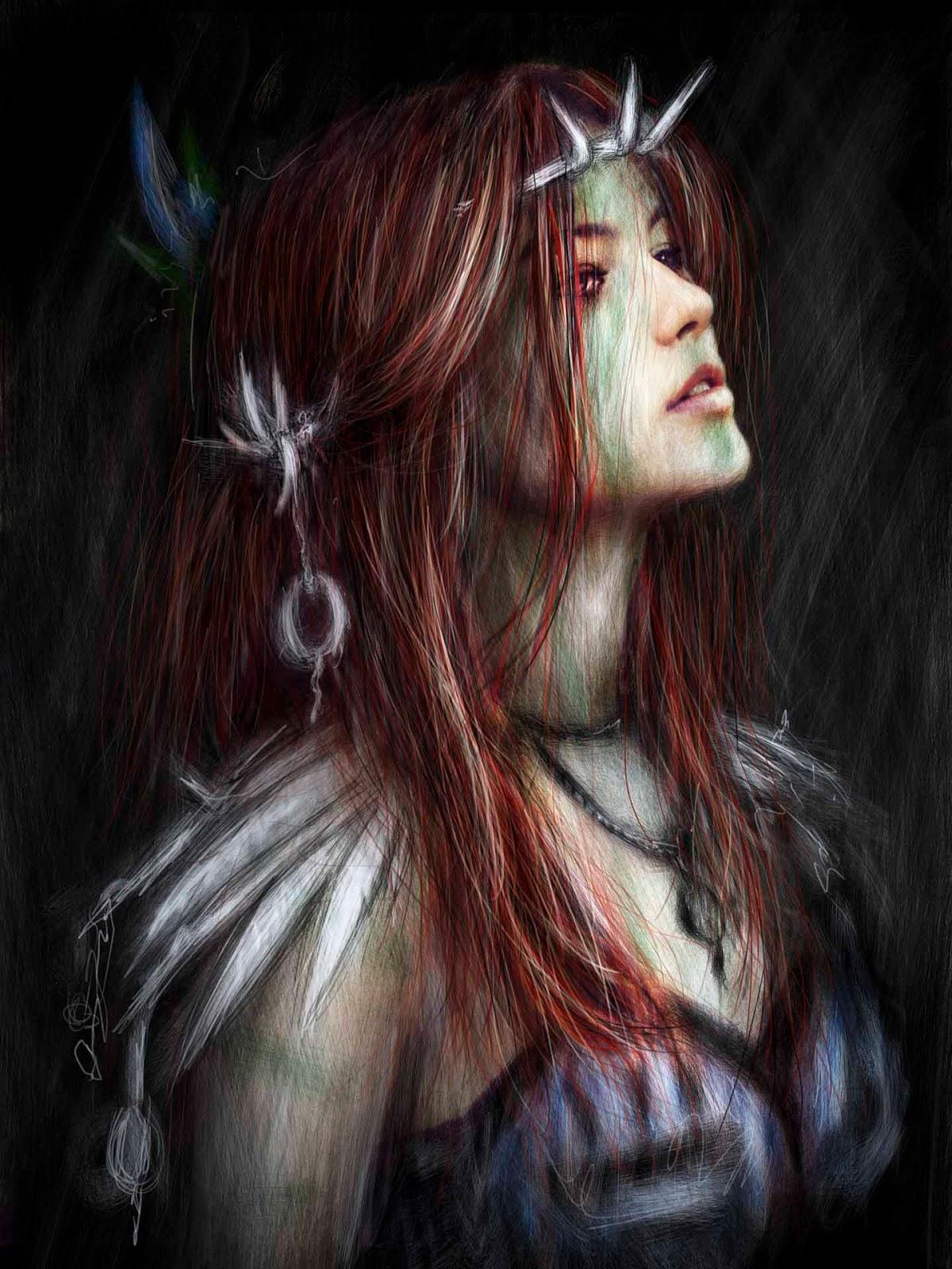 Justin Gedak Silver Thorns A Surreal Medieval Fantasy