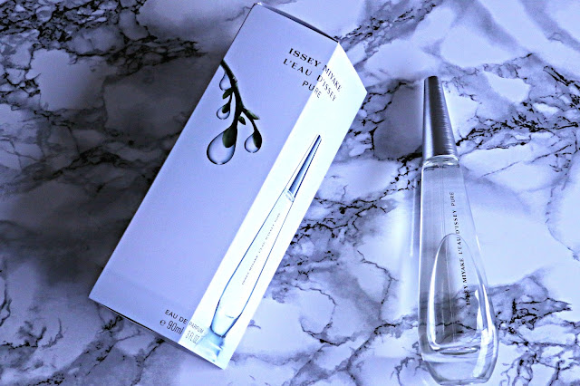Issey Miyake L'Eau D'Issey Pure Fragrance Review Image