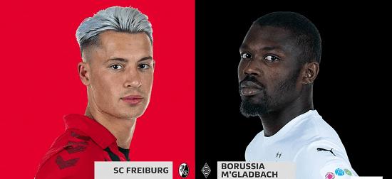 SC Freiburg vs Monchengladbach Bundeliga 2019/20 Fantasy Football Preview.