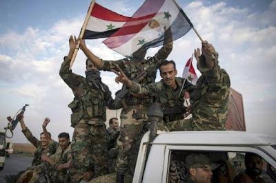 Tentara Suriah Rebut Ladang Minyak Lama yang Hilang