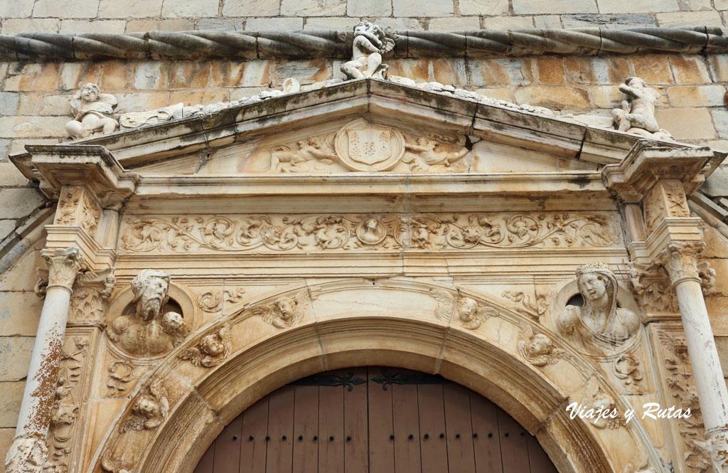 Iglesia de Santa María Magdalena,Olivenza