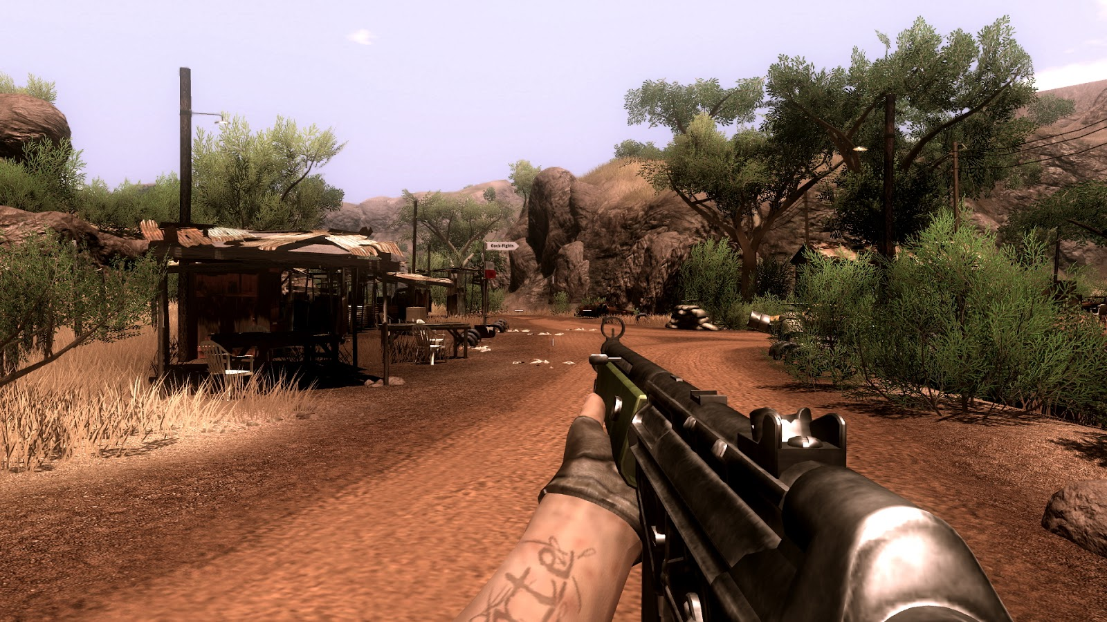 Far Cry 2 Free Download Full PC Game Full Version