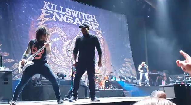 killswitch engage 2018