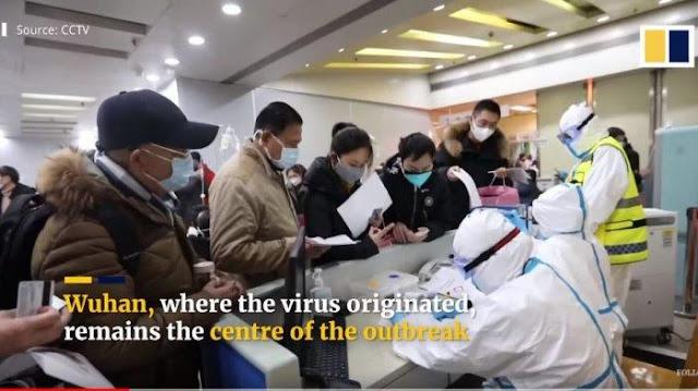 Kisah Dokter Tangani Virus Corona di Wuhan, Disiksa hingga Pakaian Dirobek di Lokasi Terinfeksi