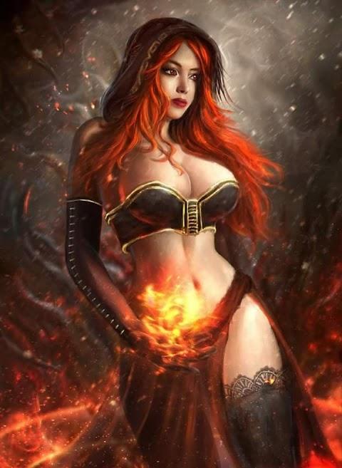 Hỏa ngục phù thủy