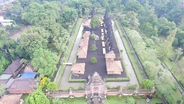 Pura Taman Ayun, Destinasi Paket Liburan ke Bali yang Sangat Bersejarah
