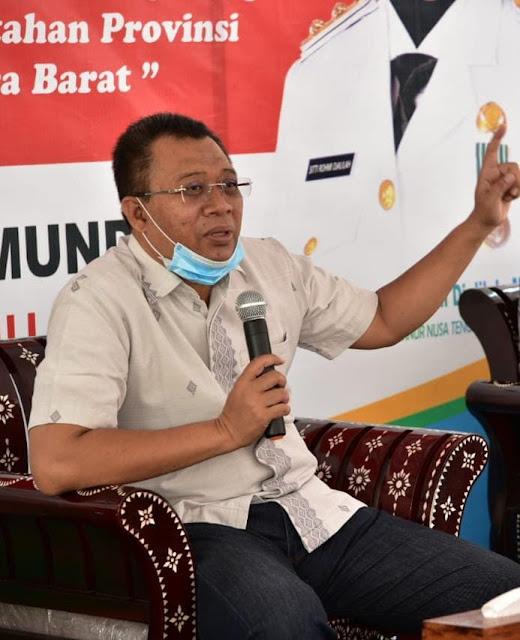 Gubernur Terharu dan Bangga, JPS Gemilang Tahap Tiga Sudah Tersalur 100 Persen