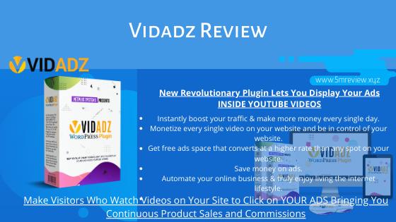 Vidadz Review