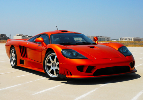 Top Ten Fastest Cars For 2011