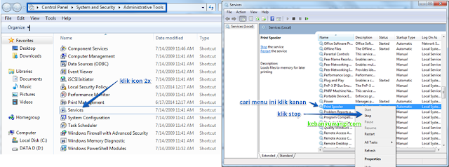 Cara Mengatasi Document Waiting Pada Printer