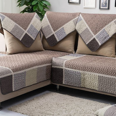 Best sofa protector cover design ideas for modern living room furniture 2019