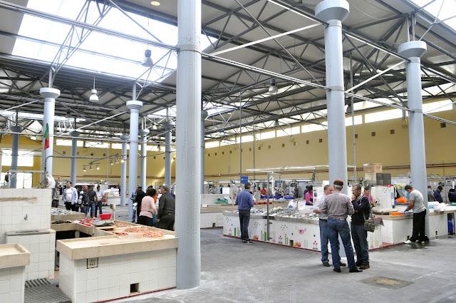Concluída a primeira fase de requalificação do Mercado Municipal de Vila Real de Santo António