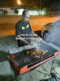 Warih-Chalet-Khusyuk-BBQ