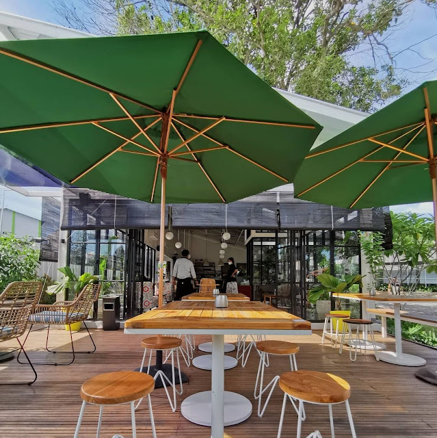 Lokasi Kira Cafe Resto Banten