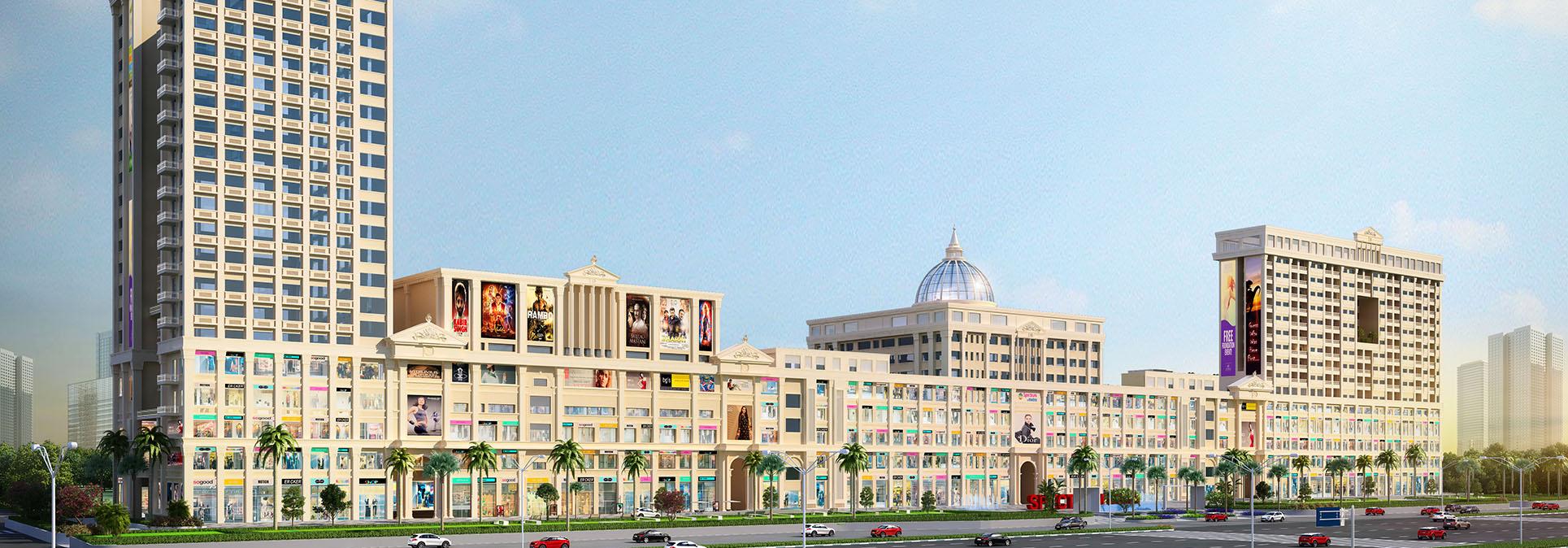 spectrum-metro-mall-office-space