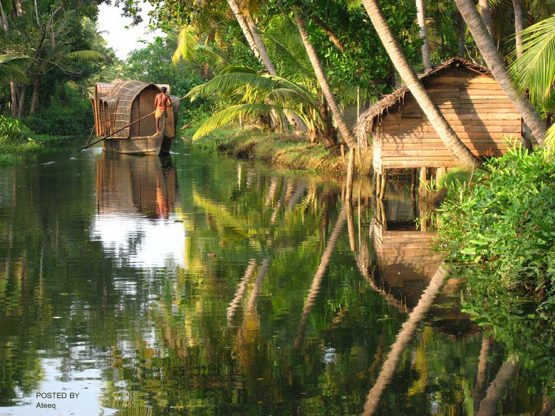 Tourist Attraction India: Culture And Nature of kerala