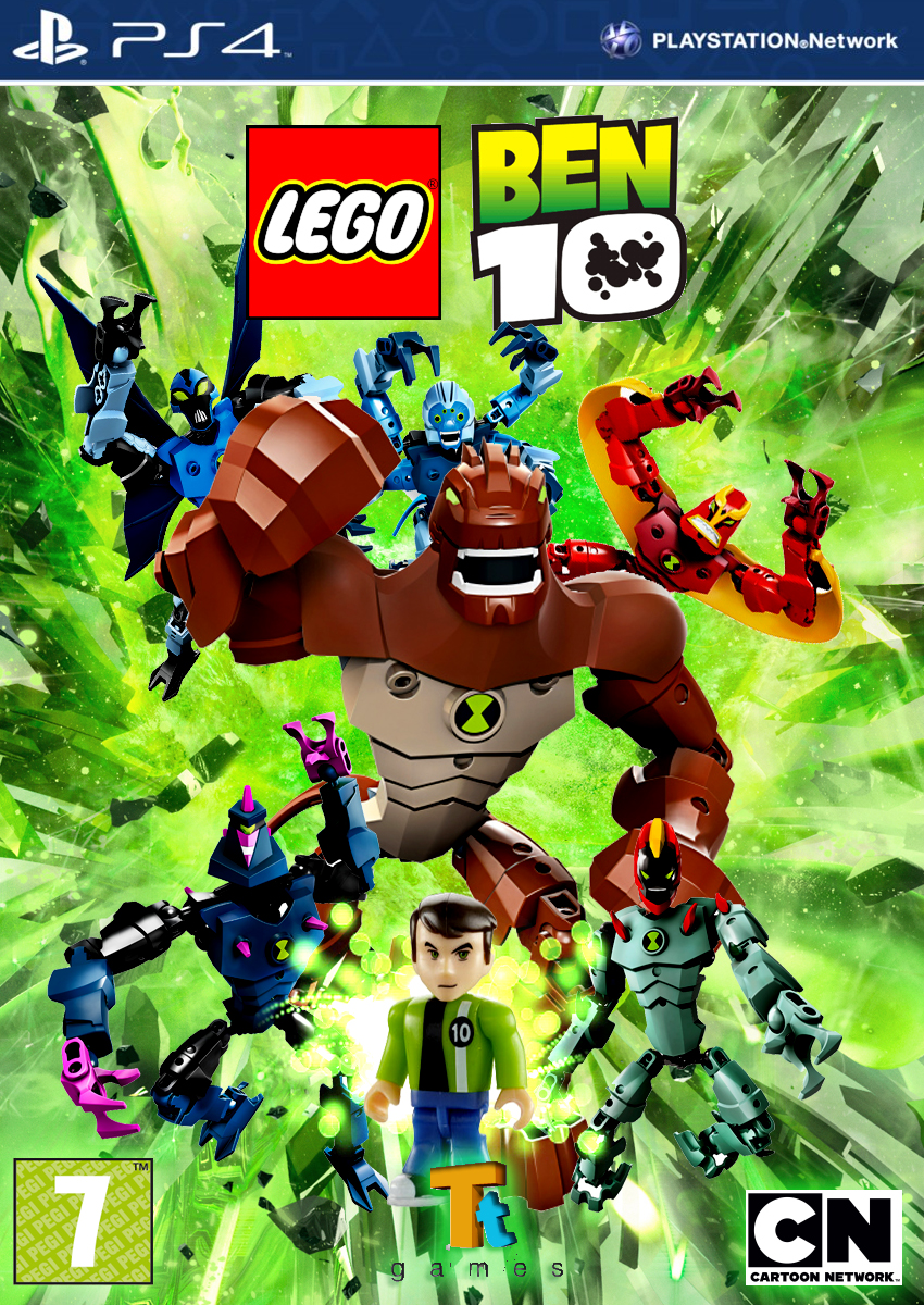 Ben 10 Omniverse Games Download For Pc