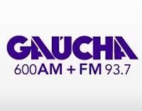 Rádio Gaúcha AM 600 e FM 93,7 de Porto Alegre RS