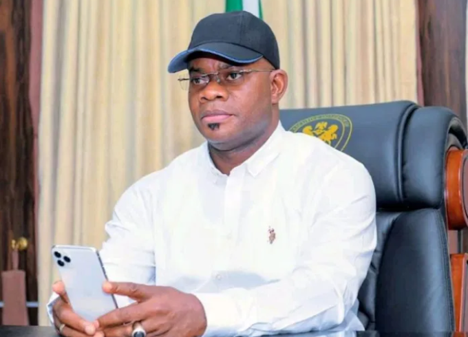 Count me out, I won't take COVID-19 vaccine – Yahaya Bello