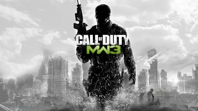 Call of Duty: Modern Warfare 3 cover