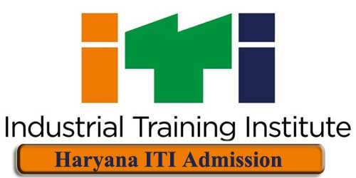 ITI Haryana Online Admission 2020