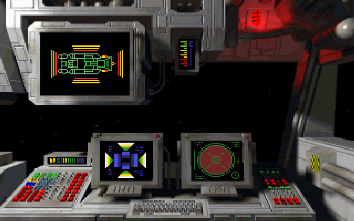 Indie Retro News Wing Commander Privateer Cola Powered Gamer Reviews An Adventure Space Flight Simulation Classic