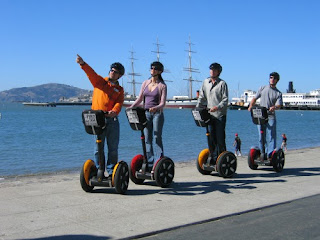 Top Segway Tours