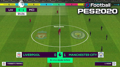 eFootball PES 2020 PPSPP Season 2019/2020 by Bendezu