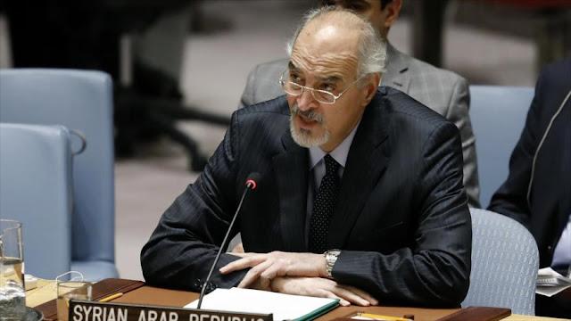 Siria acusa a Occidente de violar su soberanía mediante sanciones