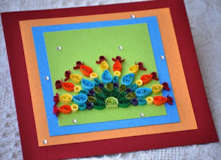 diwali handmade greeting cards