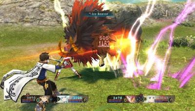 Tales of Zestiria Game Anime Ringan PC