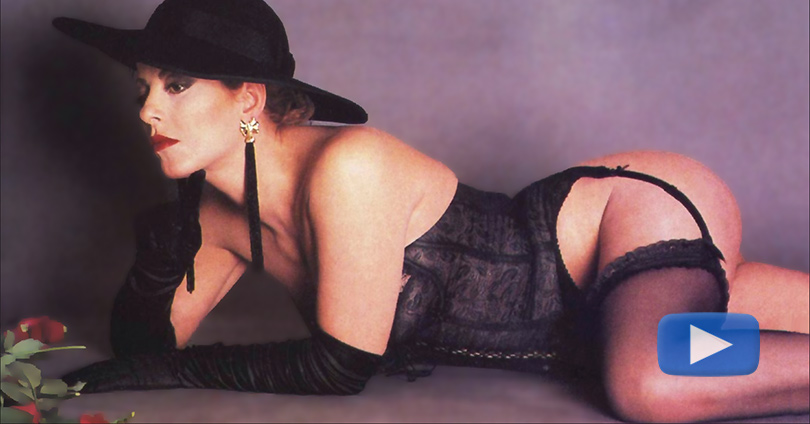 Η Καυτή Άντζελα Δημητρίου στο Playboy το 1988